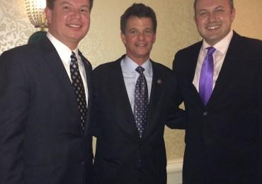 Congressman Dave Trott of Michigan Joins Macedonia Caucus