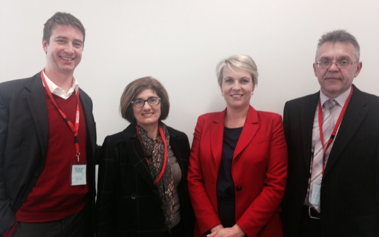UMD Engages with Australian Policymakers in Canberra
