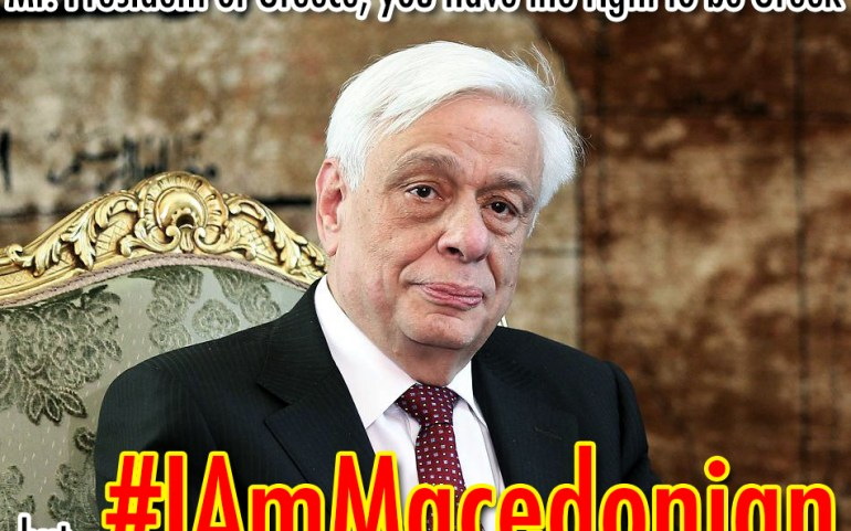 We Have Always Been, Are, and Will Always Be Macedonia