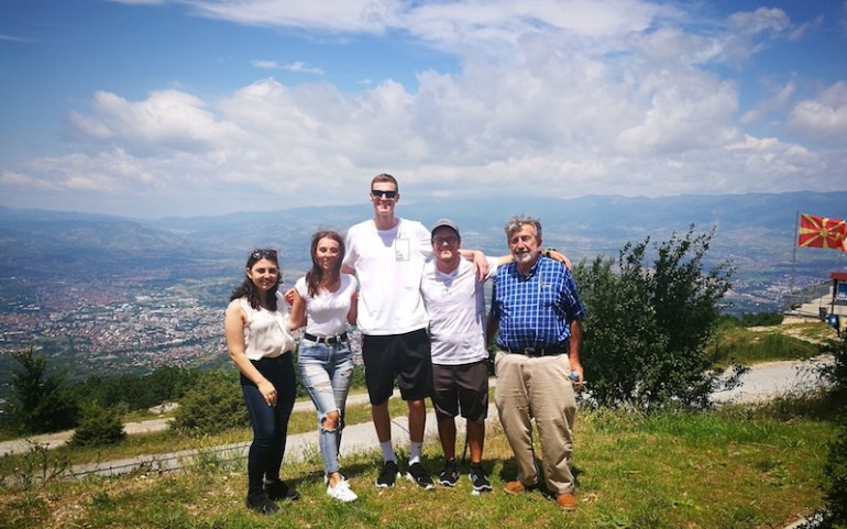 Macedonian Diaspora Students Spending 3-Weeks in the Homeland