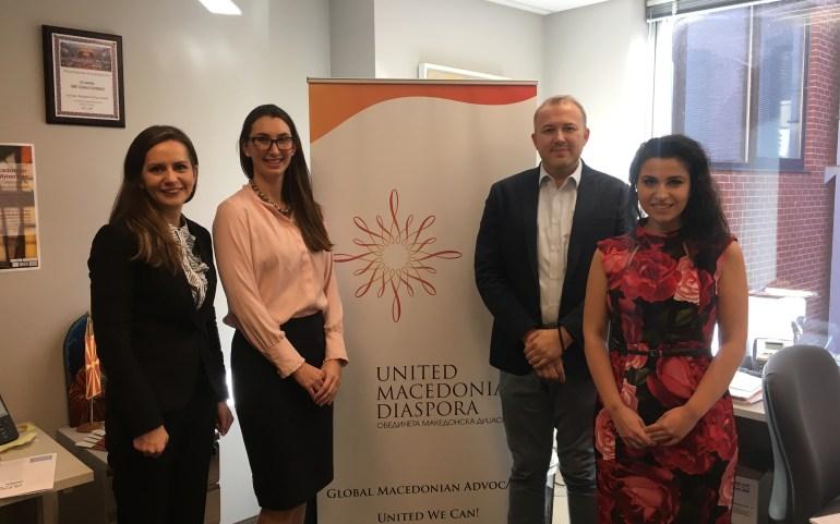 ОМД: Мешањето на Стејт Департмент во Македонската внатрешна политика е контрапродуктивно
