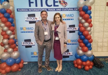 UMD Presents Macedonia at Florida International Trade and Cultural Expo