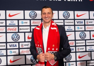 UMD Congratulates New U.S. Women's National Soccer Team Coach Vlatko Andonovski