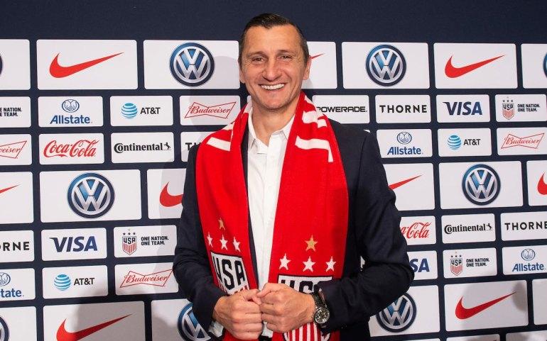 UMD Congratulates New U.S. Women's National Soccer Team Coach Vlatko Andonovski
