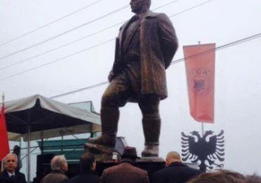 UMD Inquiry on Statues in Macedonia Dedicated to Nazi Collaborators