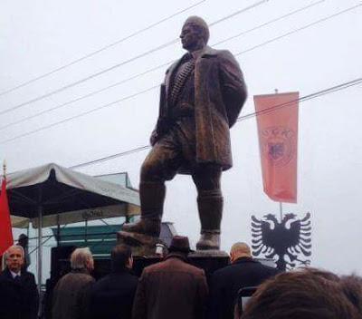 UMD Inquiry on Statues in Macedonia Dedicated to Nazi Collaborators