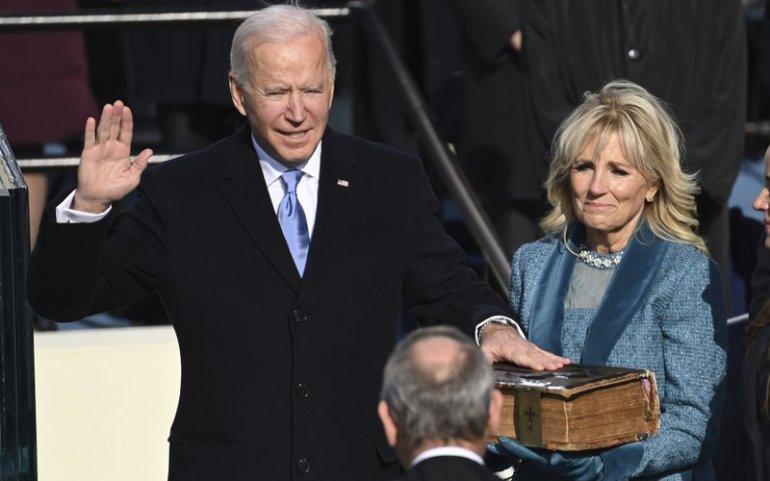 Изјава на ОМД по повод инаугурацијата на претседателот Бајден и потпретседателката Харис