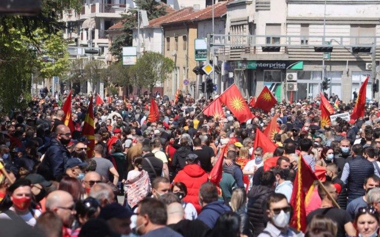 ОМД ги поздравува и подржува активностите за ослободување на неправедно осудените за протестите од 27 Април 2017