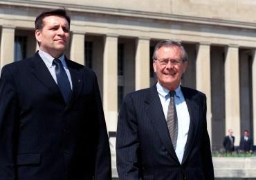 UMD Saddened by Passing of Secretary Donald Rumsfeld – A Friend of Macedonia