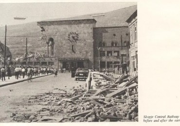 How the 1963 Skopje Earthquake Brought the World a Little Bit Closer