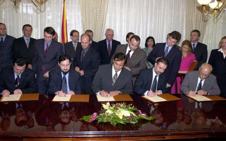 20-Годишнина на Охридскиот Рамковен Договор – Време за Трезвено Преиспитување, Не Прослава