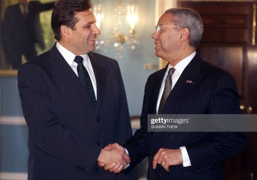 UMD Statement on the Passing of General Colin L. Powell – Friend of Macedonia