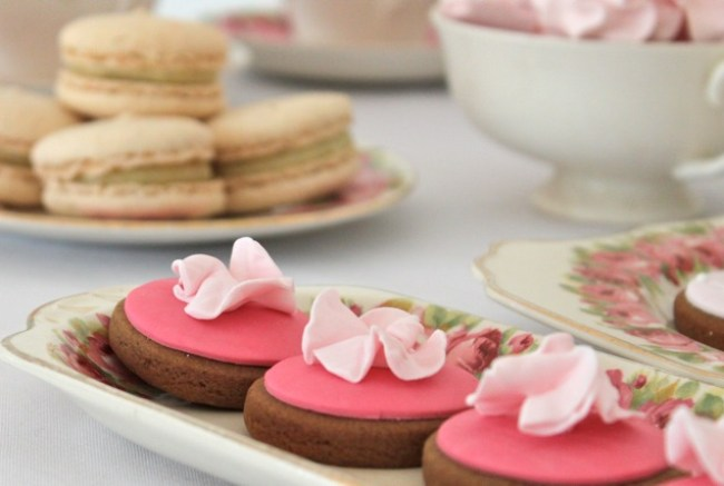 Ruffle Cookies Pink3