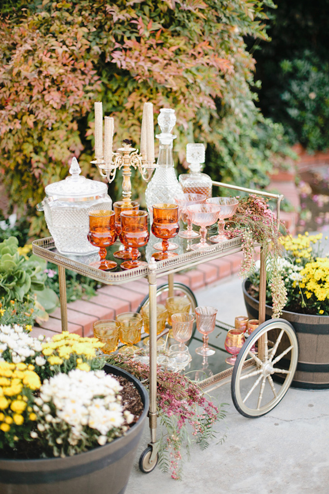 Ruffled - photo by http://meganwelker.com/ - http://ruffledblog.com/garden-romance-wedding-inspiration/