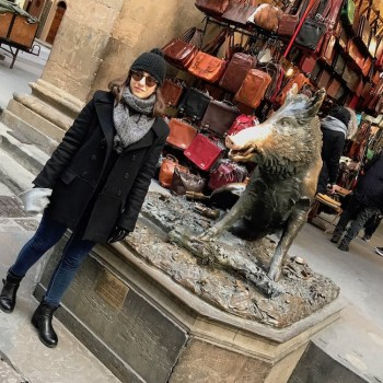 Fontana del Porcellino - Florença