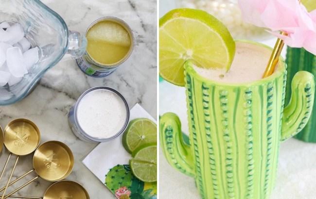 drink piña colada