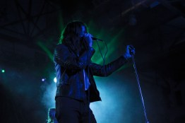 BØRNS performs at the back to school event hosted by SEE at Ritchie Coliseum (Cassie Osvatics/Bloc Photographer)