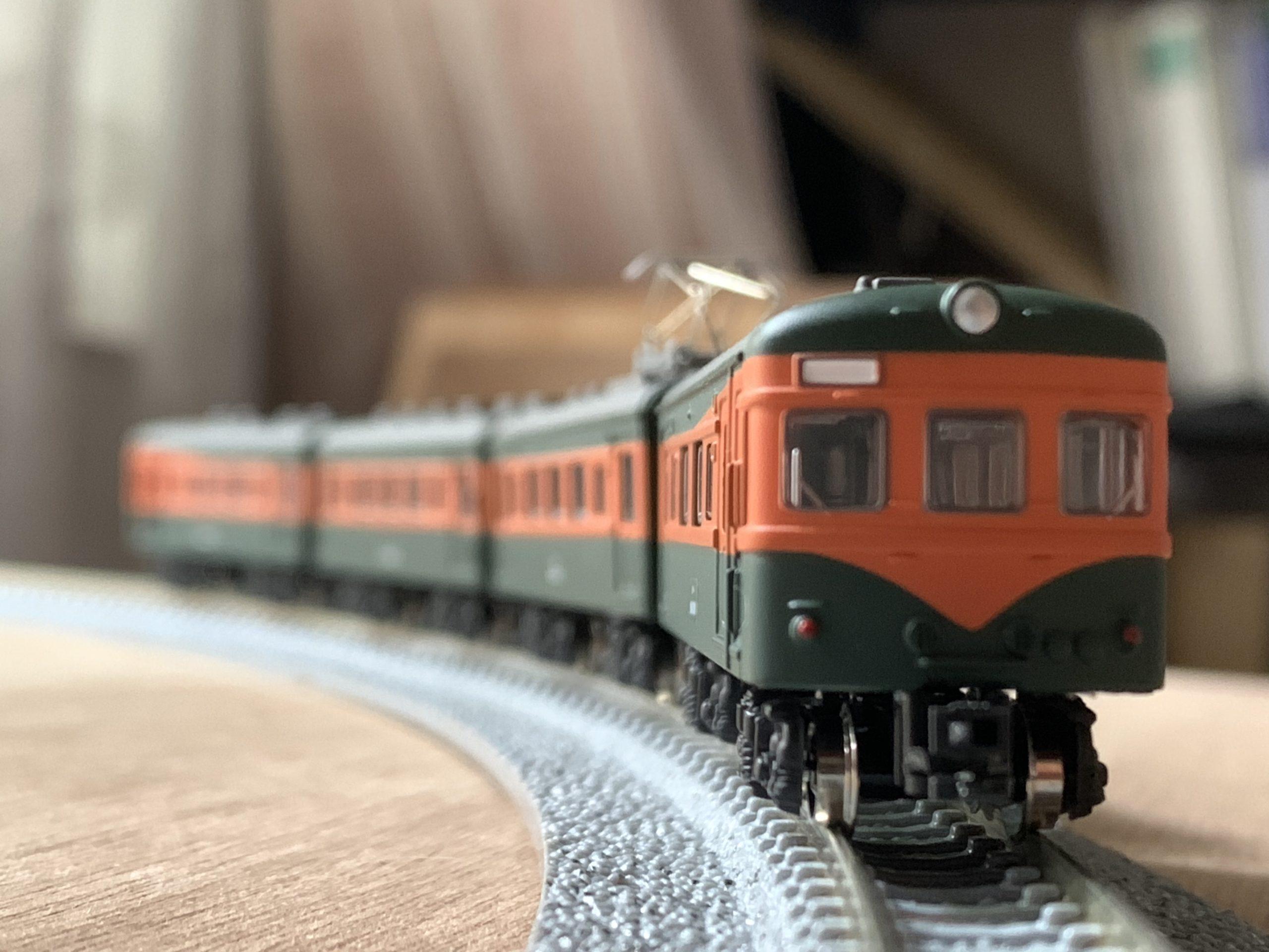鉄道模型(Bトレ)のジオラマ土台をDIYで作る方法