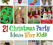 christmas party games for kindergarten students