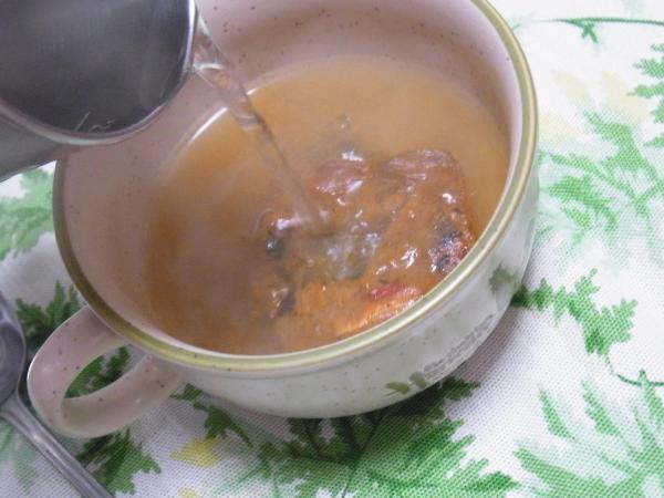 スープなしあわせ