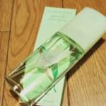 自分への誕生プレゼントその2 さわやかな香りのフレグランス