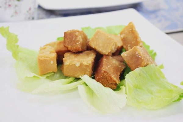 高野豆腐 唐揚げ