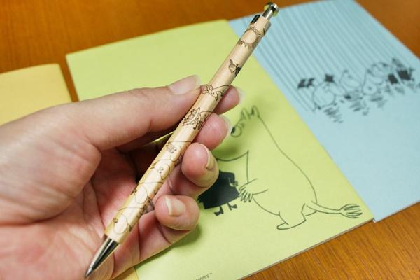 ムーミン ボールペン