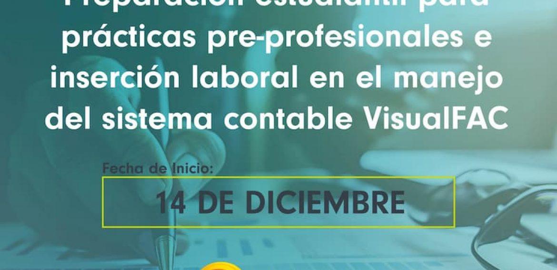 Capacitación a los alumnos de Visual Fac.