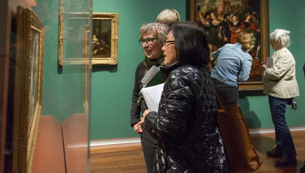 Art Museum Docent