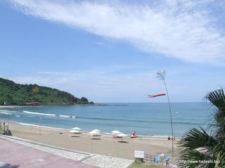 富士海水浴場