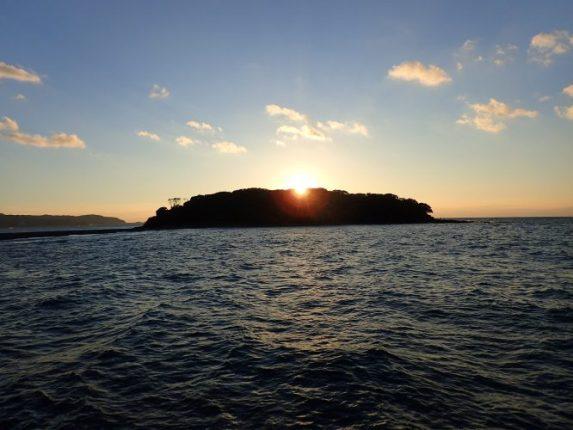 ダイアモンド沖ノ島
