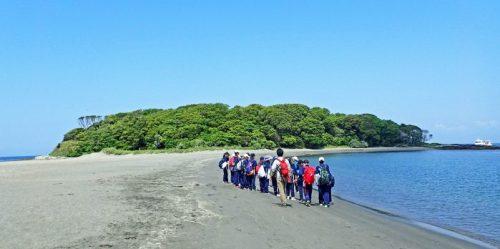 沖ノ島環境教育プログラム