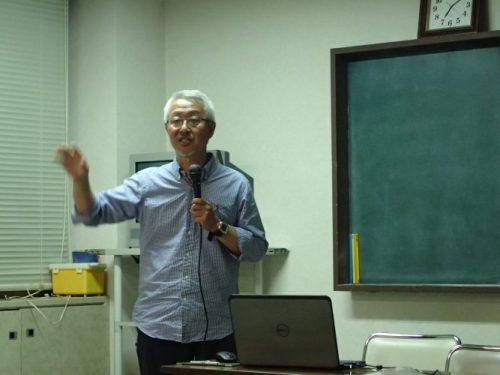洋環境専門家 木村尚さんのお話