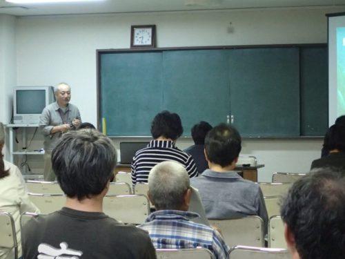 館山のアマモ場再生のお話