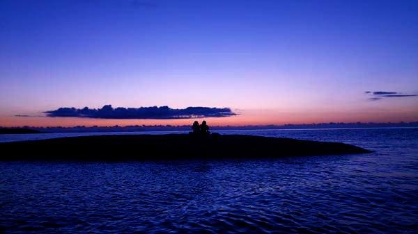 バラス島&鳩間島上陸サンセットツアー