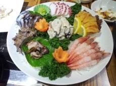 sashimi korean style