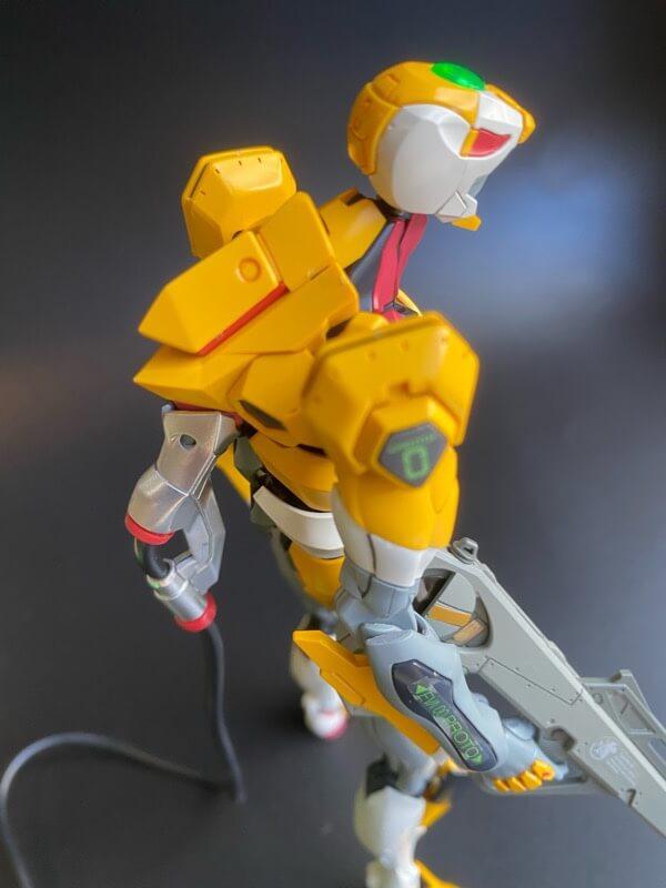 RG 汎用ヒト型決戦兵器 人造人間エヴァンゲリオン試作零号機
