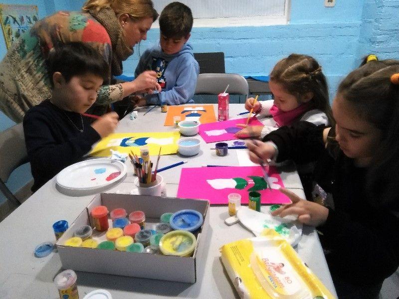 Кружок рисования и живописи для детей