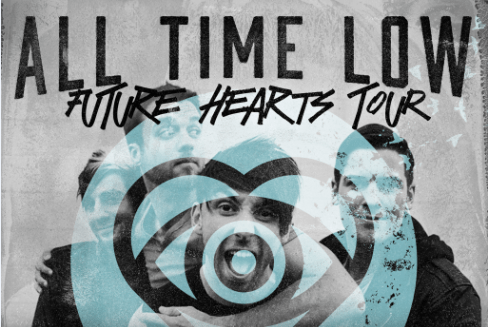 all time low returns to tsongas center april 15 for future hearts tour the connector