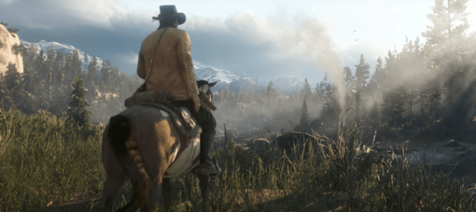 Red Dead Redemption 2 Electric Boogaloo The Connector