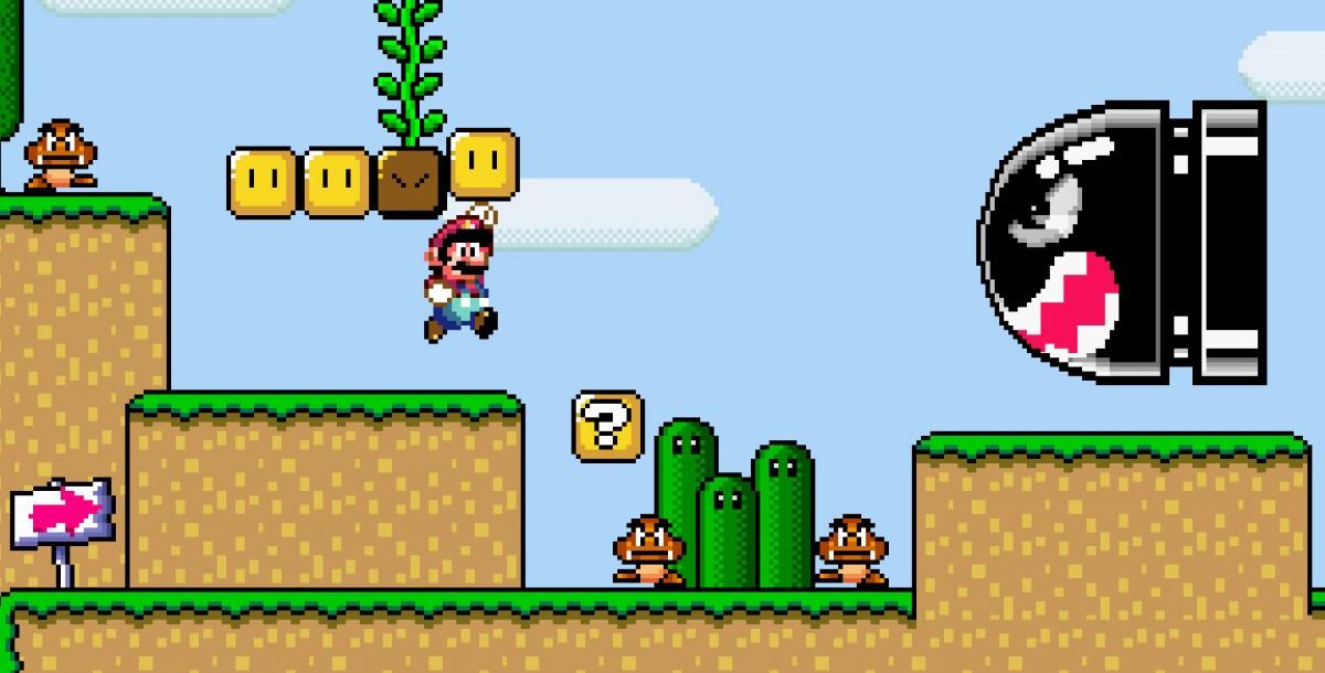 Klasik Süper Mario 63