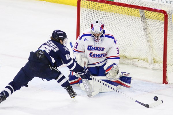 River Hawks punch ticket to TD Garden with 8-2 rout of UNH