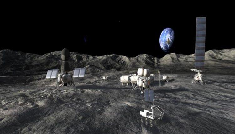 وكالة الفضاء الروسية تعلن بناء محطة على سطح القمر عام 2034
