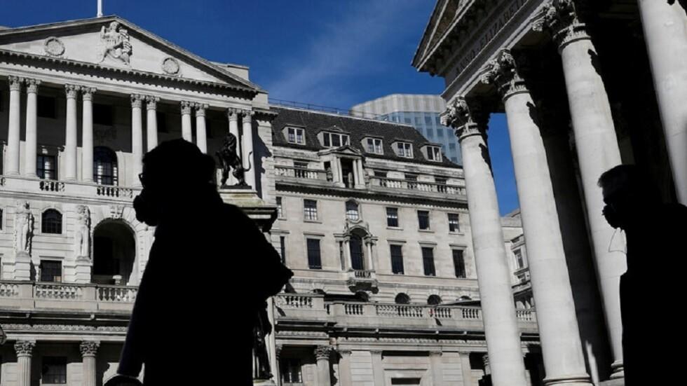صحيفة: الناتج المحلي البريطاني سينخفض بنسبة 4٪ بحلول عام 2024 بسبب كورونا