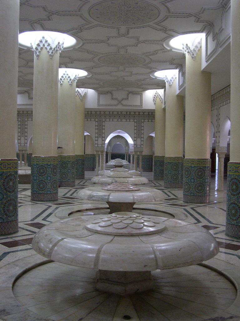 Марокко, Касабланка, Мечеть Хасана II, Morocco, Casablanca, Mosque Hassan II