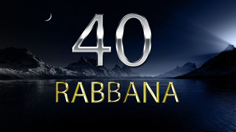 40 Rabbana Dua in Hindi free download mp3