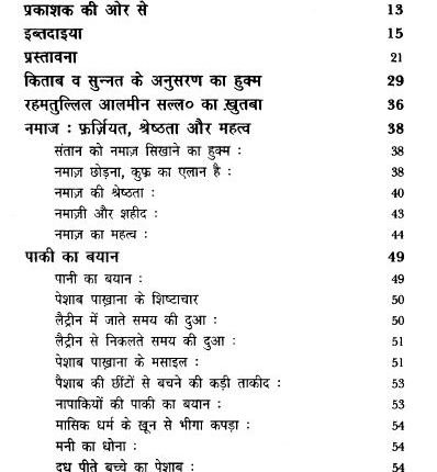 Namaze Nabawi in Hindi Pdf free Download 3