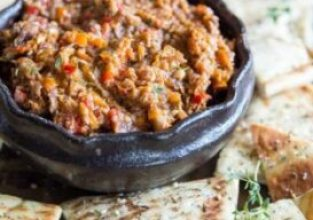 Photo of Spicy Eggplant Dip
