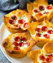 Photo of Pizza Cupcakes