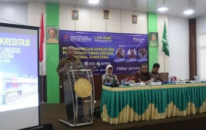 Sukses Helat Pendampingan Akreditasi PTMA Regional Sumatra, UM Metro Tuai Pujian